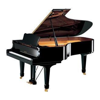 concert grand piano hire