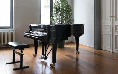 piano placement and care