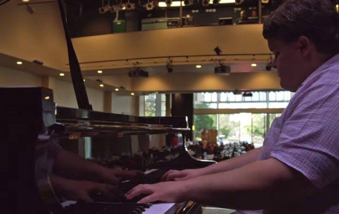 Fundraising Gala Piano Hire Melbourne