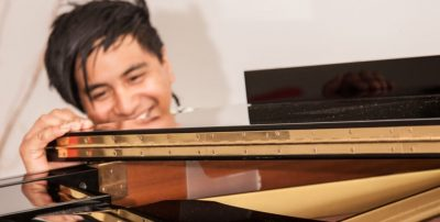 take care of piano