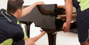 specialists in moving pianos