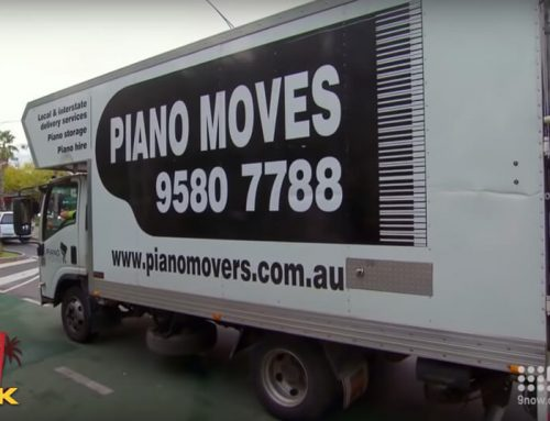 Piano Moves features on The Block 2018