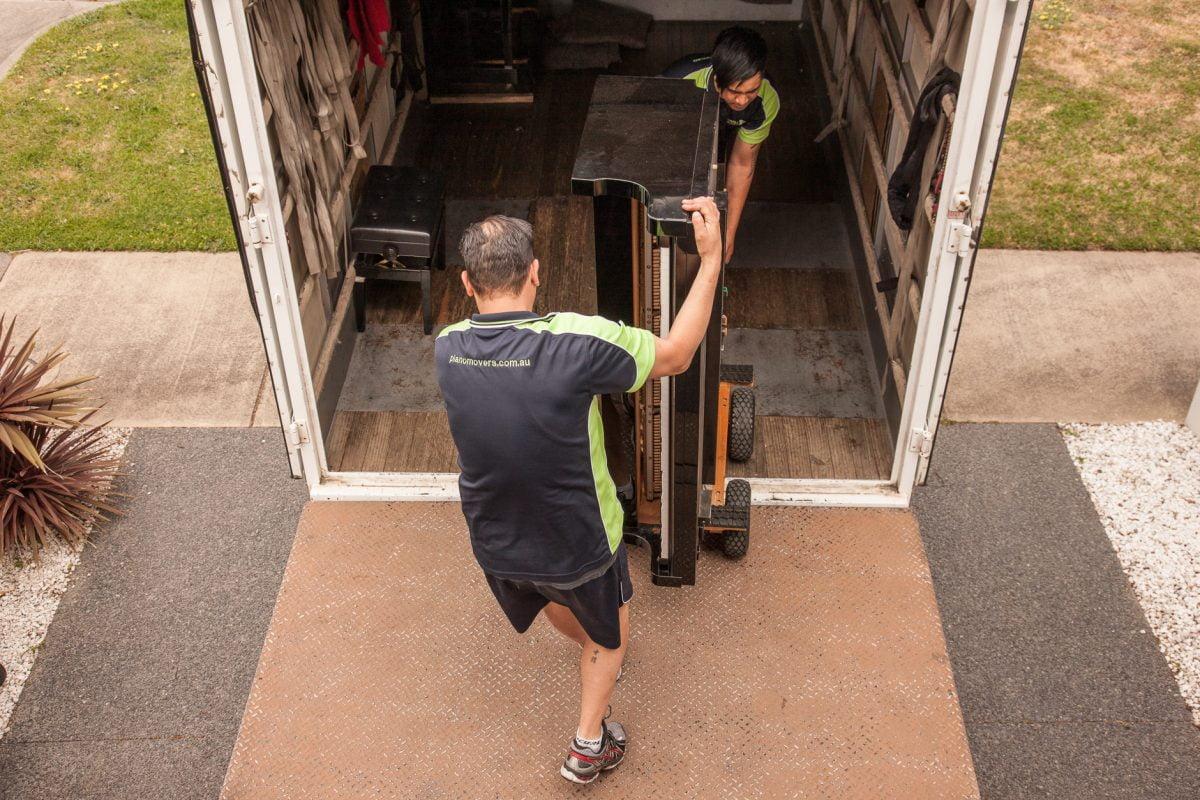 Piano Moving Company Brisbane