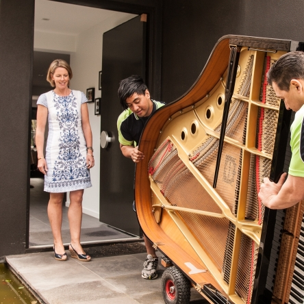 Piano Transport Service Melbourne