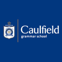 Caulfield Grammar logo