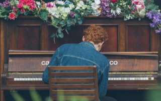 owning piano family heirloom